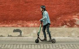 Tier Mobility ist ein deutsches E-Scooter-Start-up. Foto: Tier Mobility