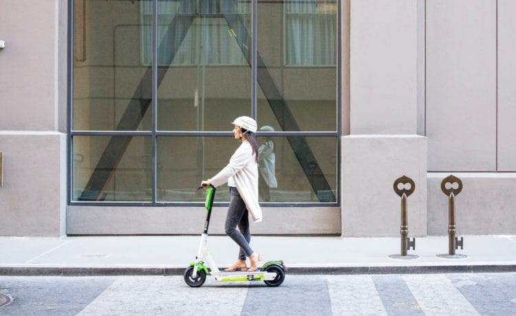 Unter anderem Lime wird seine elektronischen Tretroller nach Berlin bringen. Foto: Lime