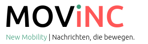 MOViNC.de News zu Mobility, Carsharing, E-Scooter, New Mobility