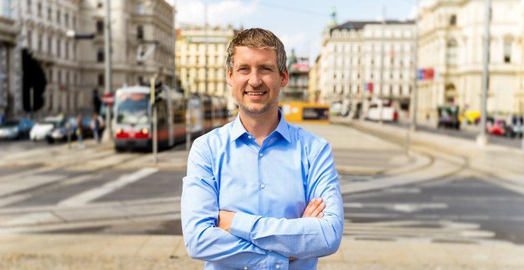 Österreichs Uber-Chef Martin Essl. Foto: Uber Österreich