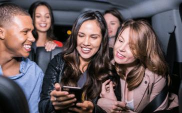 Mit UberXL sind nun auch Gruppenfahrten verfügbar. Foto: Uber