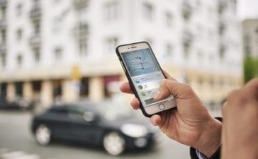 Uber ist mit UberGreen nun auch in Hamburg verfügbar. Foto: Uber
