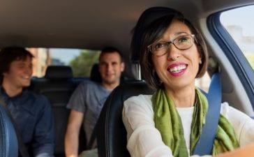 Uber-Fahrer dürfen künftig in Österreich nur noch die gleichen Preise wie Taxis anbieten. Foto: Uber