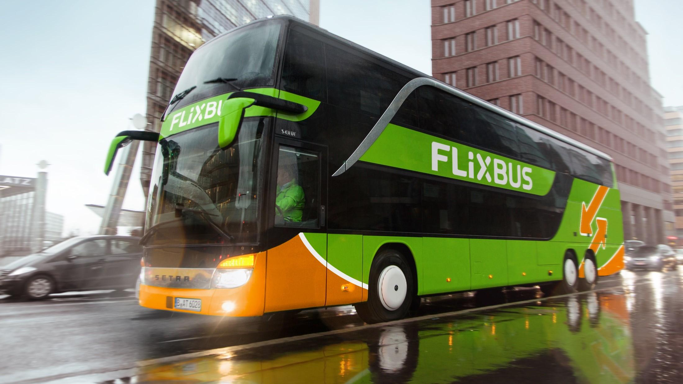 Flixbus muss sich auf neue Konkurrenz im Rückspiegel einstellen. Foto: Flixbus