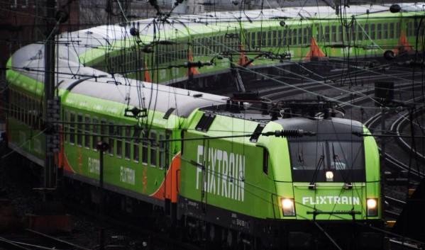 Flixtrain soll weitere Strecken bekommen. Foto: Flix Mobility