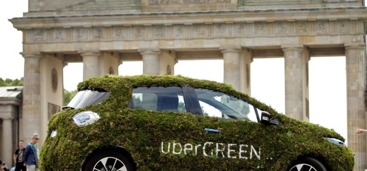 Uber Green startet nun auch in Berlin. Foto: Thomas Koehler/ photothek.net