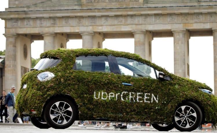 Uber Green startet nun auch in Berlin. Foto: Thomas Koehler/ photothek.net