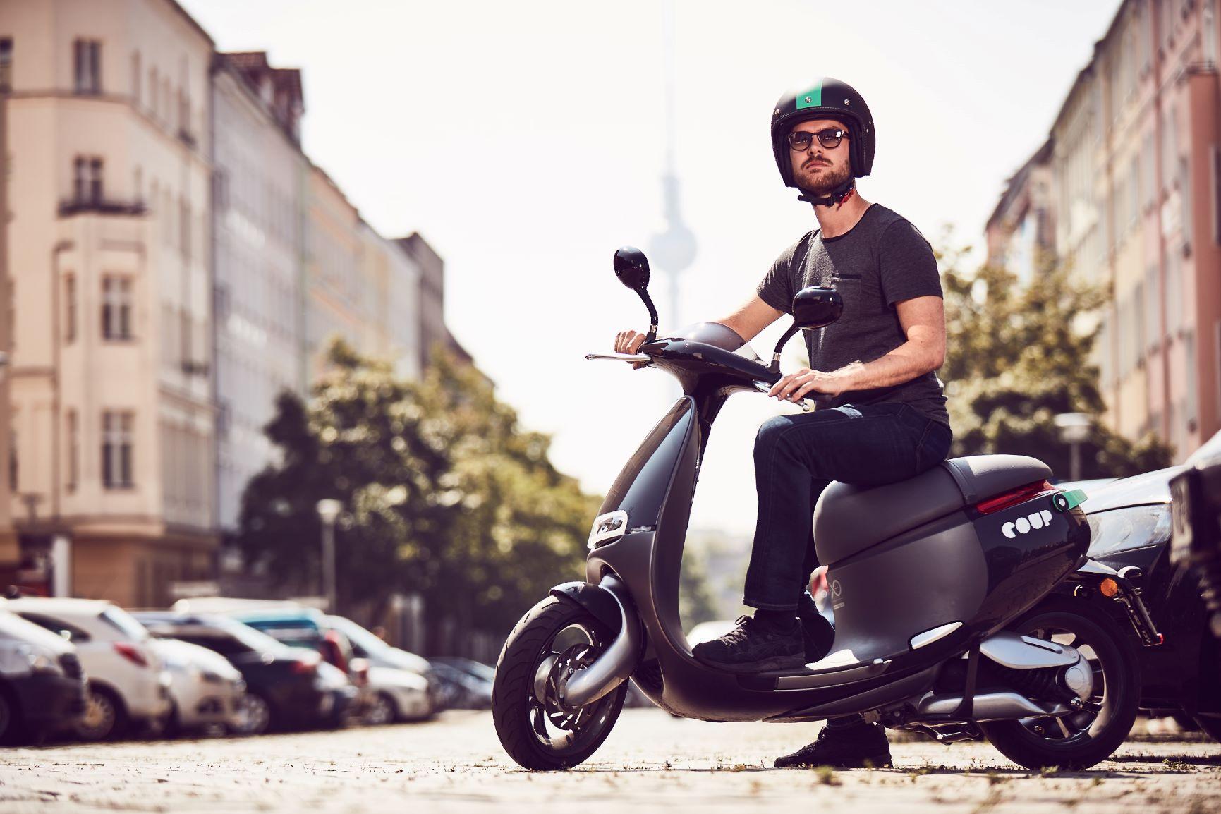 Coup stellt seinen Roller-Betrieb in Berlin und Tübingen ein. Foto: Coup