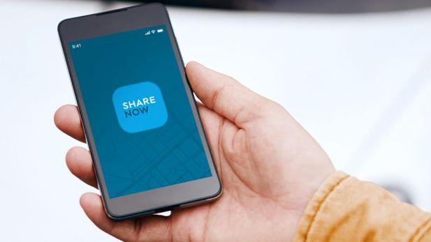 Share Now startet am Dienstag seine App und löst die von car2go ab. Foto: Share Now