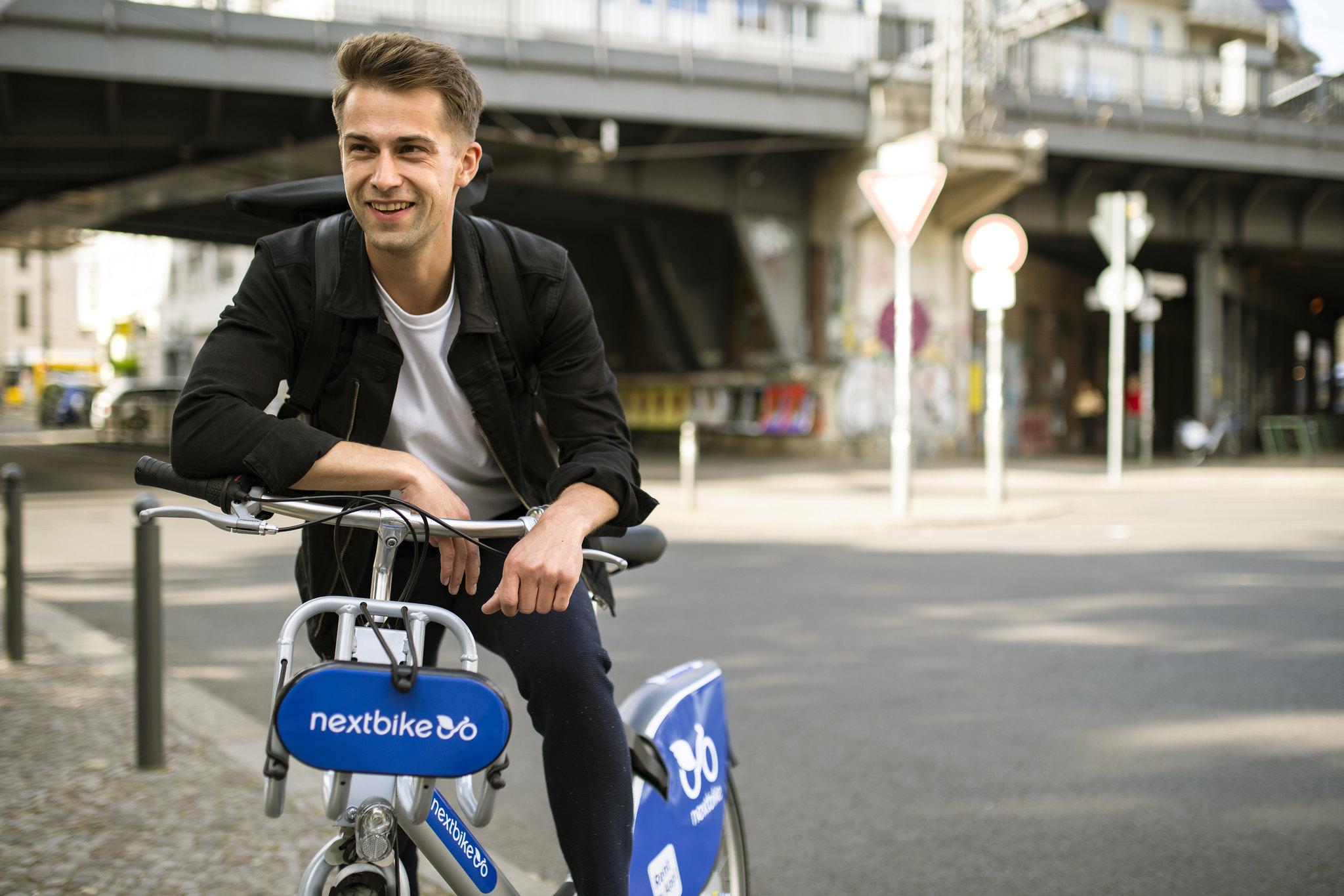 Nextbike wird in Berlin vom Senat unterstützt. Foto: Nextbike
