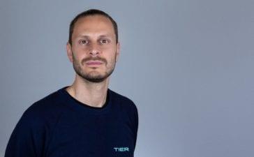 Lawrence Leuschner, CEO von Tier. Foto: Tier Mobility