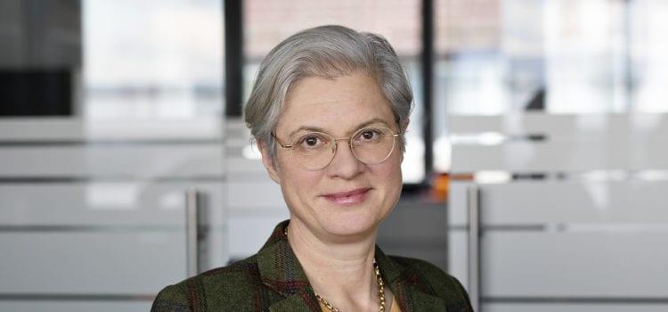 BVG-Chefin Eva Kreienkamp. Foto: BVG