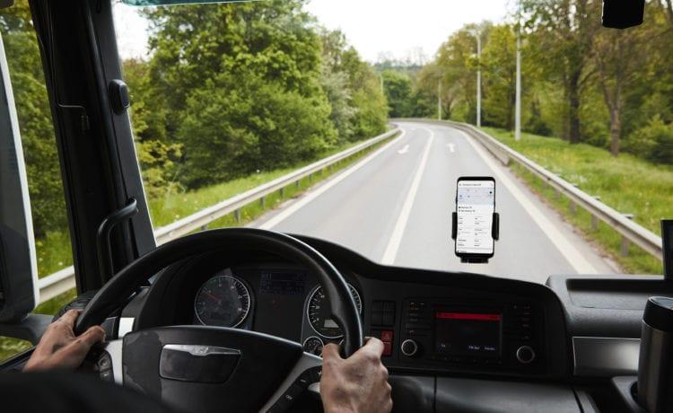 Seit 2019 gibt es den Dienst auch in Europa. Credit: Uber Freight