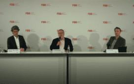 Eine Pressekonferenz der Berliner Flughäfen gibt Aufschluss über die Auswirkungen der Covid-19-Pandemie auf die Hauptstadtflughäfen. Credit: Flughafen Berlin Brandenburg GmbH