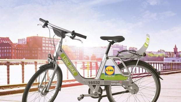 Lidl Bike ist Geschichte. Foto: Call a Bike