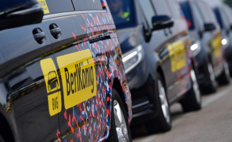 Der Berlkönig rollt wieder. Credit: BVG/Oliver Lang