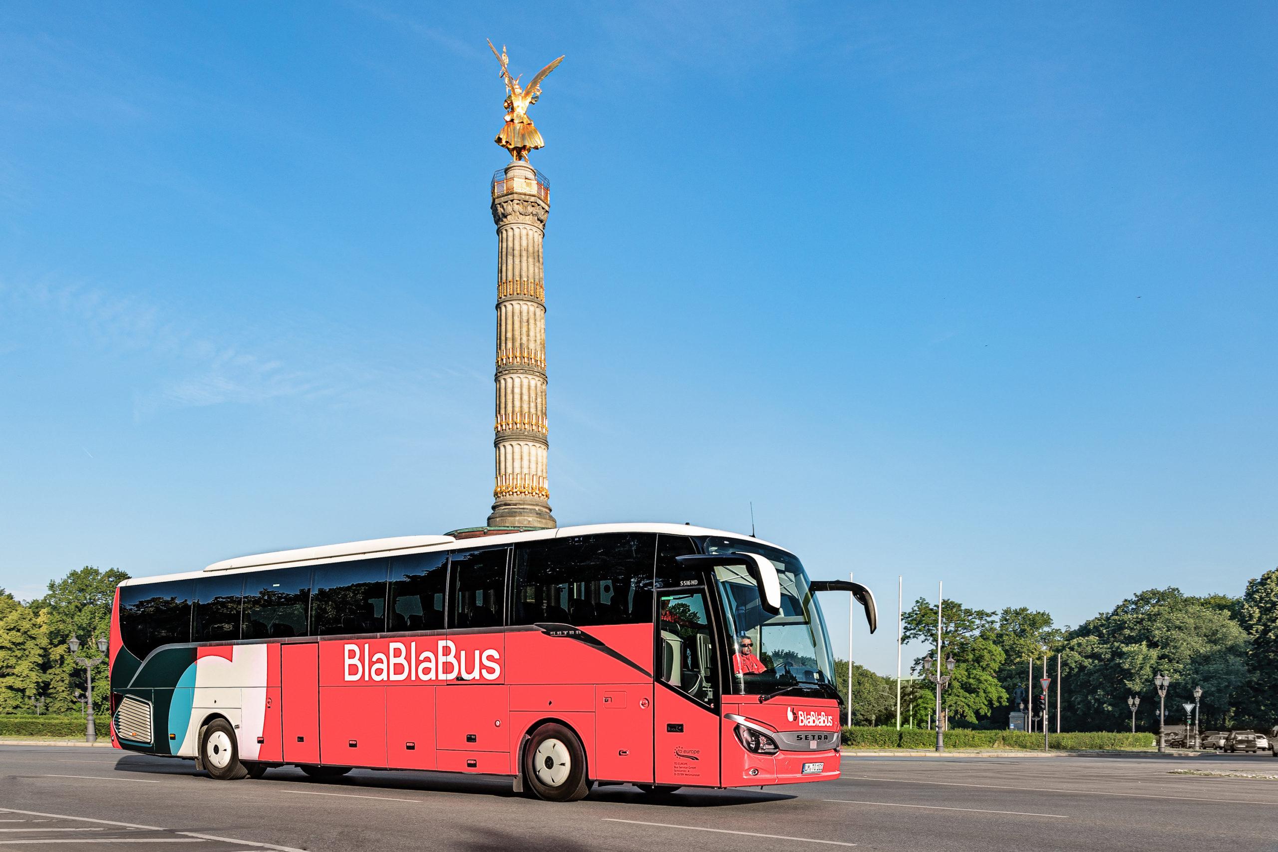 BlaBlaBus: Der Betrieb nimmt langsam wieder Fahrt auf. Credit: BlaBlaBus