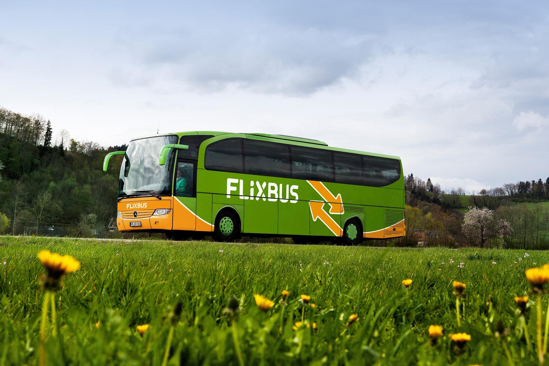 Flixbus fährt wieder. Foto: FlixMobility