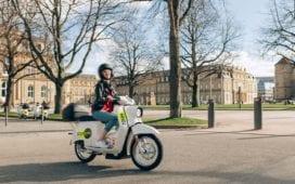 Zoom will 200 E-Roller nach Stuttgart bringen. Credit: Zoom