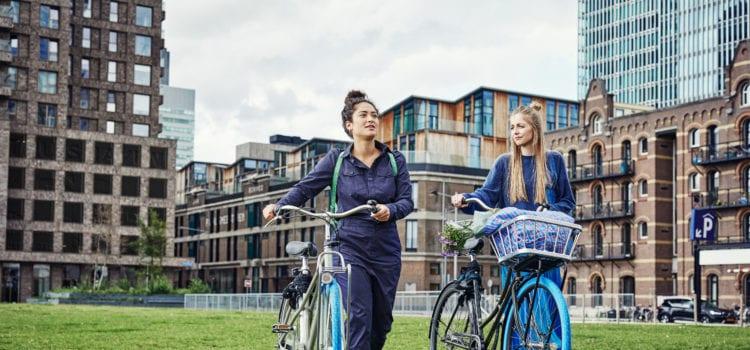 Neben Fahrrädern hat das Unternehmen nun auch E-Scooter und E-Roller im Angebot. Credit: Swapfiets