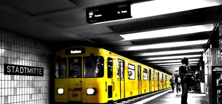 U-Bahn der BVG in Berlin. Foto: ANBerlin [Ondré]