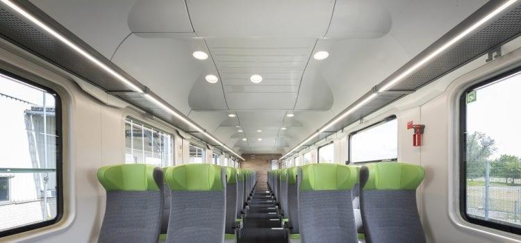 Flixtrain ist wider da – mitsamt neuen Zügen. Credit: Flixtrain
