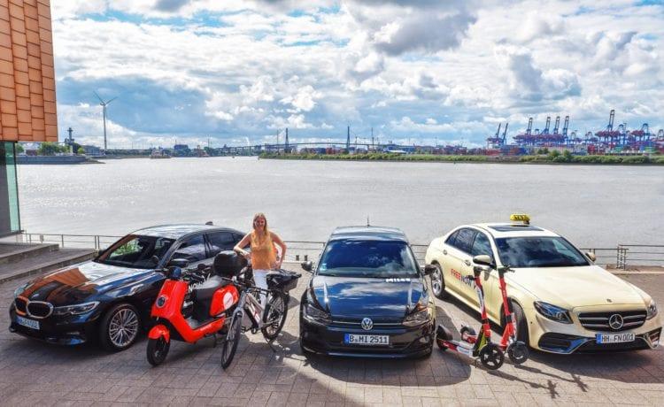 Silvia Fischer, Vice President Smart Mobility bei Free Now. Foto: Alena Zielinski