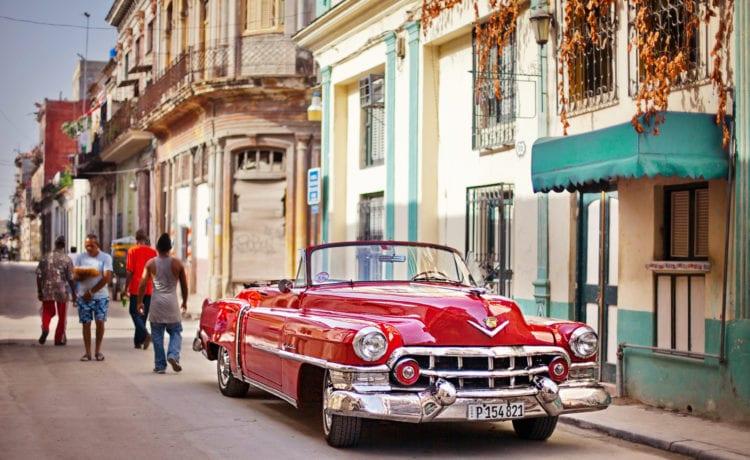 Oldtimer in Havanna. Foto: OldCarsHavana