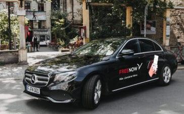 Free Now Premium. Foto: Free Now